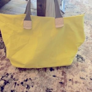 Marc by Marc Jacobs shoulder bag tote neon yellow